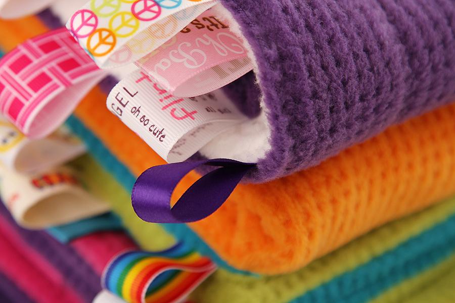 Baby Blanket reversible